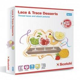 Scotchi Vytváření dezertů