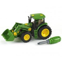 Klein Traktor s předním nakladačem
