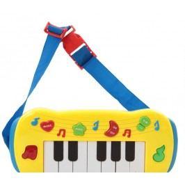 Wiky Veselé klávesy - žluté