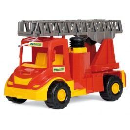 WADER Auto multitruck hasiči plast 43 cm v sáčku Wader