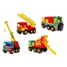 WADER Auto middle Truck plast 38-47 cm - 4 barevné varianty