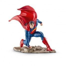 Schleich Superman klečící