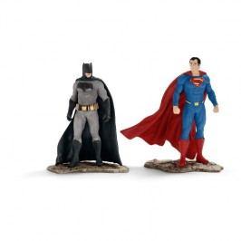 Schleich Batman a Superman