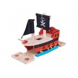 Bigjigs Pirátská galéra