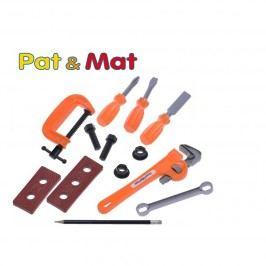 Mikro hračky Sada nářadí 12 ks Pat a Mat - sada 1