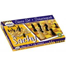 Detoa Šachy dřevěné