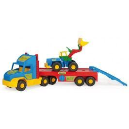 WADER Super Truck valník plast 78 cm Wader