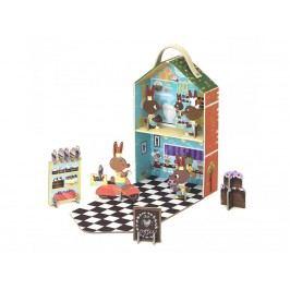 KROOOM Cestovní hrací set – zaječí pekárna