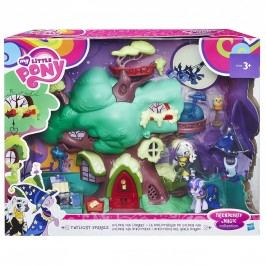 My Little Pony Fim Twilight knihovna
