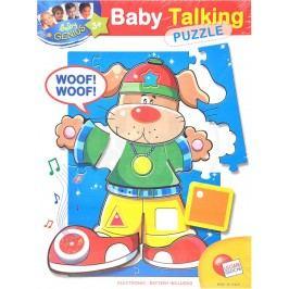 EP Line Baby genius baby se zvukem - pes