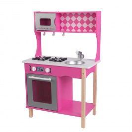 Kidkraft Kuchyňka s příslušenstvím - růžová