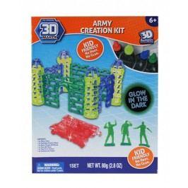 3D Magic Deluxe - vojáci