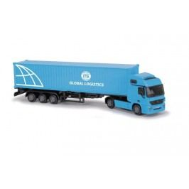 Dickie Nákladní auto Cargo, 38 cm - modré