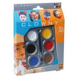 SES Clowny aqua 6 barev