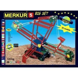 Merkur Stavebnice 5 80 modelů - 767 ks