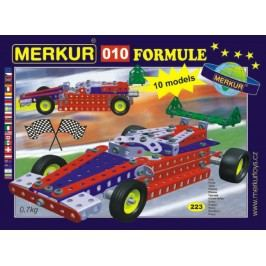 Merkur Stavebnice 010 Formule 10 modelů - 223 ks
