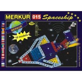 Merkur Stavebnice 015 Raketoplán 10 modelů - 195 ks
