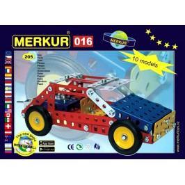 Merkur Stavebnice 016 Buggy 10 modelů - 205 ks