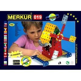Merkur Stavebnice 019 Mlýn 10 modelů - 182ks