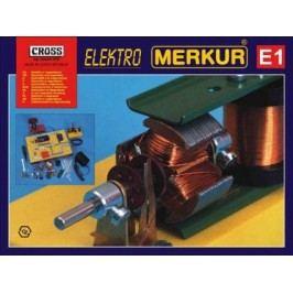 Merkur Stavebnice E1 elektřina, magnetizmus