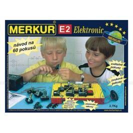 Merkur Stavebnice E2 elektronic