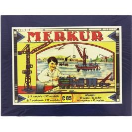 Merkur Stavebnice Classic C05 - 217 modelů