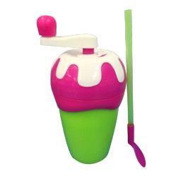 Chill Factor Milkshake Maker výroba mléčného koktejlu - růžová/zelená