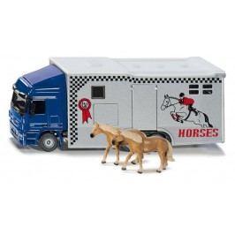Super - Transporter pro přepravu koní, 1:50
