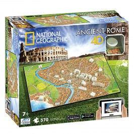 4D CITYSCAPE 4D Puzzle - Řím