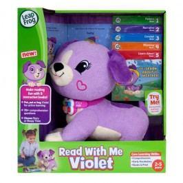 LeapFrog Čtení s mluvícím pejskem Violet