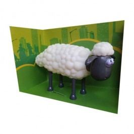 Shaun the Sheep Shaun s kývající hlavou