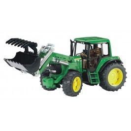 Bruder Farmer - Traktor John Deere s předním nakladačem