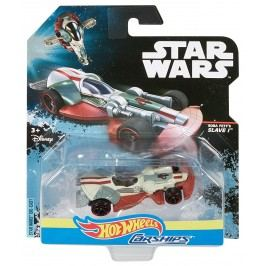MATTEL Hot Wheels Star Wars Carship - Slave I