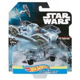 MATTEL Hot Wheels Star Wars Carship - Tie Fighter