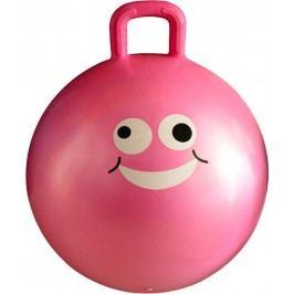 Sulov JUMPING BALL,45 cm, růžový