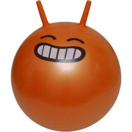 Sulov JUMPING BALL, 55 cm, oranžový