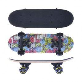 Spokey MAYSTRO Skateboard mini 43 x12,5 cm