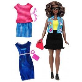MATTEL Barbie Modelka s oblečky a doplňky