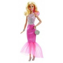 MATTEL Barbie Večerní šaty - blond