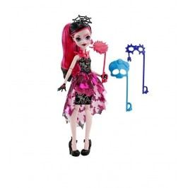 MATTEL Monster High Monsterka s doplňky do fotokoutku - Draculaura