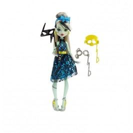 MATTEL Monster High Monsterka s doplňky do fotokoutku - Frankie Stein