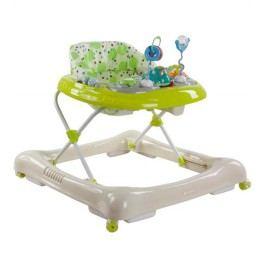 Sun Baby Dětské chodítko CAR, zeleno-šedé