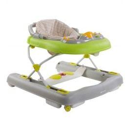 Sun Baby Dětské chodítko 3in1, Pusher-musical jumper, zelené