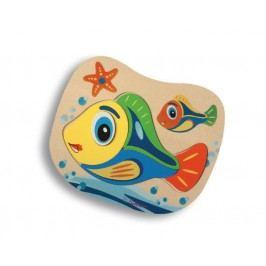 Eichhorn Dřevěné puzzle 2D zvířátka - rybička