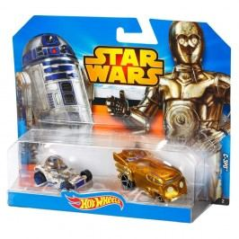 MATTEL Hot Wheels Star Wars angličák, 2 ks