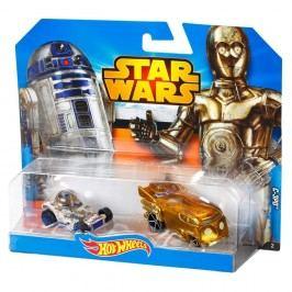 MATTEL Hot Wheels Star Wars angličák, 2 ks