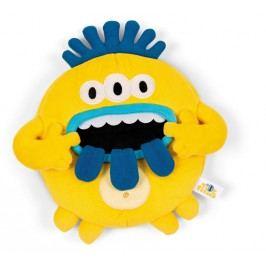 Tidy Freaks Pořádná příšerka Graby - žlutý