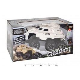 Wiky Obrněnec Beast Chariot RC - Bílý