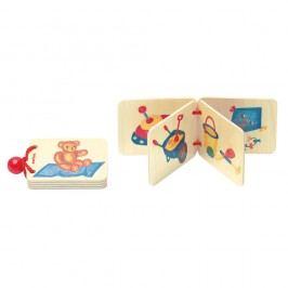 Mertens Dřevěná knížka - hračky