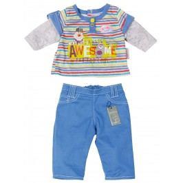 BABY born® Oblečení na chlapečka, modré kalhoty